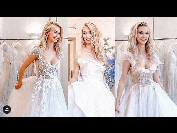 Andreea Bălan se căsătorește cu George Burcea