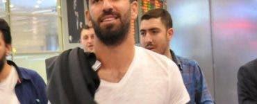 Judecătorii au decis. Arda Turan a fost condamnat la închisoare. Fotbalistul l-a bătut într-un club de noapte pe cântăreţul Berkay Sahin şi i-a făcut avansuri soţiei acestuia