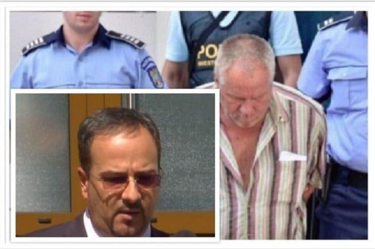 Gestul lui Gheorghe Dincă vizavi de avocatul lui