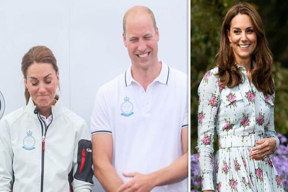 Dovada că Ducesa de Cambridge e însărcinată din nou! Toți au văzut-o făcând asta în public FOTO