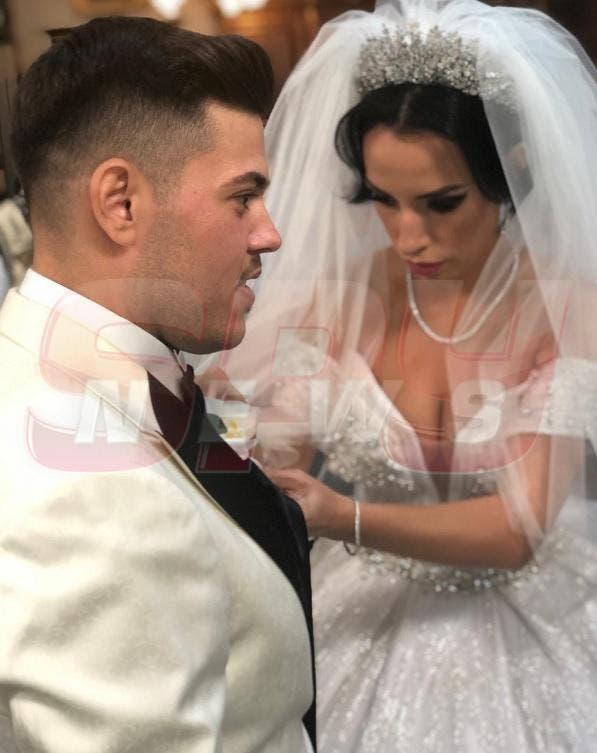 Fiica lui Cristian Piedone, nuntă cu 600 de invitați pe malul lacului