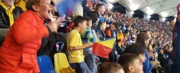 30.000 de copii au cântat imnul României