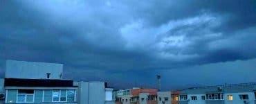 ANM a emis o avertizare de vreme rea în toată țara