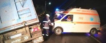 Tânăra de 19 ani rănită în accidentul de la Ialomița, în stare critică