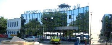 Alertă la aeroportul Iași. Un avion a avut probleme la aterizare