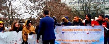 Asociația Elevilor din Constanța este revoltată pe Consiliul Local
