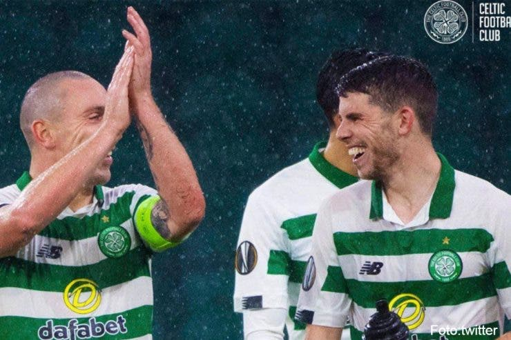 Celtic-CFR Cluj 2-0