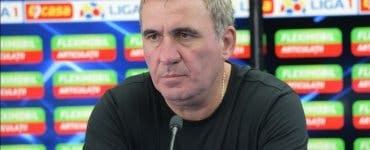 Contra, out? Vine Gheorghe Hagi?