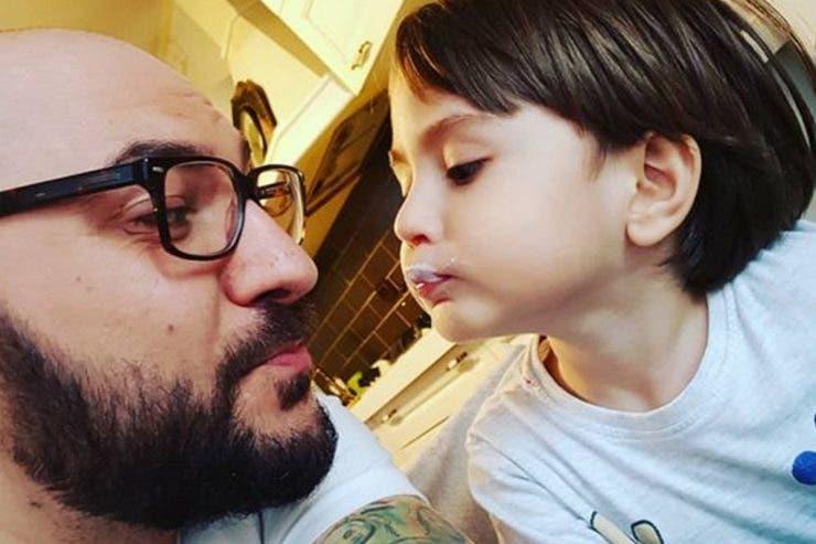 """Cristi Mitrea, discuție ca între adulți cu fiul său: """"Nu sunt fericit"""""""