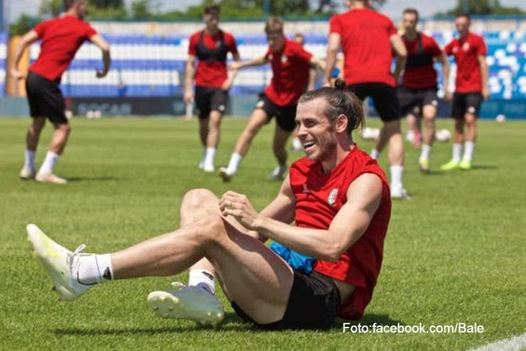 Gareth Bale nu s-a răzgândit