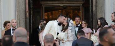 Gigi Becali, nuntă impresionantă pentru fiica sa