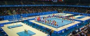 Gimnastica, în cădere liberă