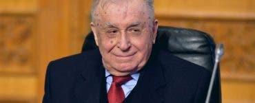 Ion Iiliescu a ajuns la spital! Cum se simte fostul președinte al României