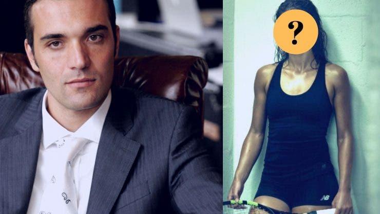 Ion Țiriac Jr. are o nouă iubită. Cine este focoasa brunetă
