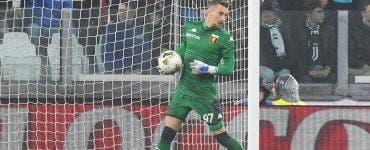 "Ionuț Radu, lăudat de jurnaliștii de la Gazzetta dello Sport! ""Radu, parade excelente"""