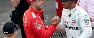 Lewis Hamilton victorie în Mexic
