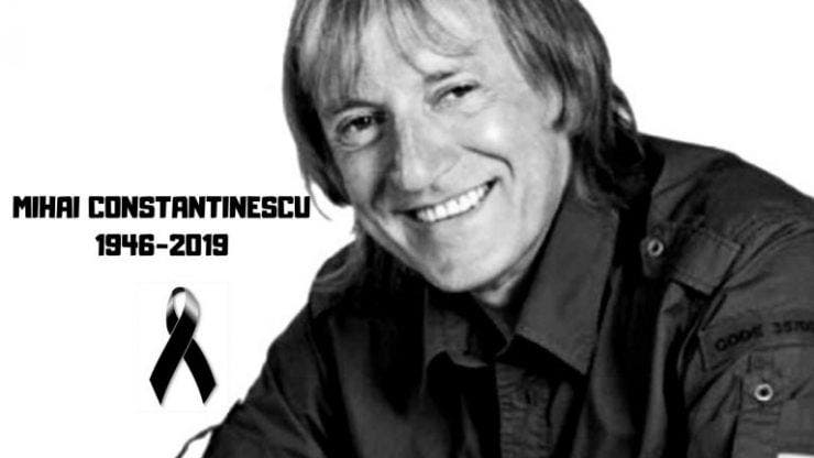 Mihai Constantinescu va fi înmormântat joi la Cimitirul Ghencea Militar din București