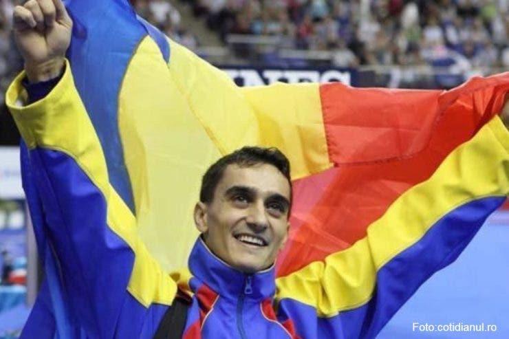 Marian Drăgulescu, la un pas să prindă podiumul la Mondiale
