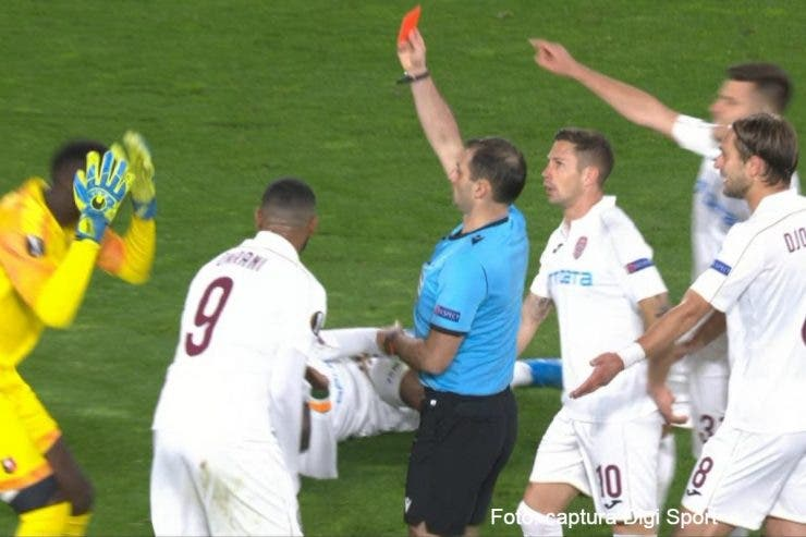 Rennes – CFR Cluj 0-1
