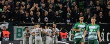 Români în Europa League