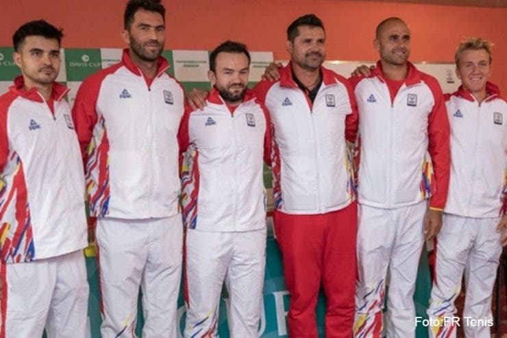 România-China, în play–off-ul Cupei Davis
