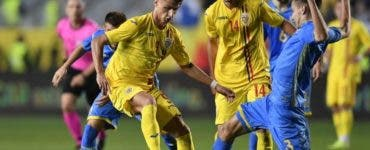 România U21 - Ucraina U21 3-0