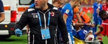 Nou scandal la Dinamo