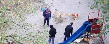 Tânăr găsit spânzurat într-un parc din Craiova