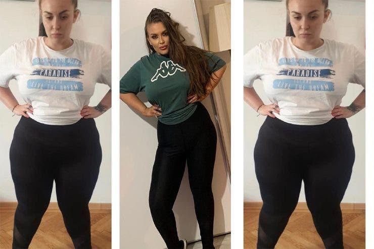 Oana Radu a slăbit miraculos! A scăpat de 30 de kg în 50 de zile