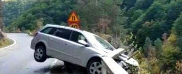 Accident pe Transfăgărășan. Un bărbat a murit