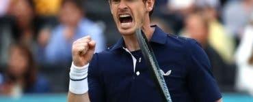 Andy Murray, primul titlu din 2017