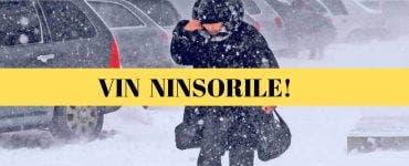 ANM, anunț de ultimă oră! Apar primele ninsori în România