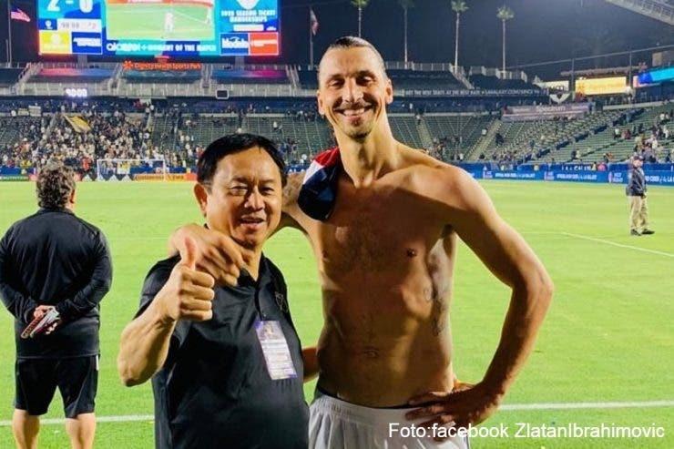 Zlatan Ibrahimovic se întoarce în Spania