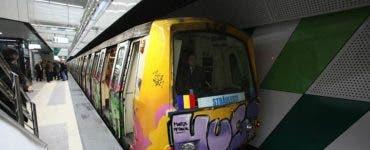 Accident grav la metrou 1 Mai. Un bărbat și-a prins piciorul în ușa metroului