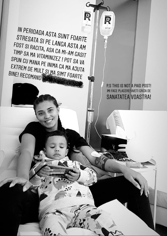"""Antonia, de urgenţă la spital: """"Pot să vă spun cu mâna pe inimă că..."""