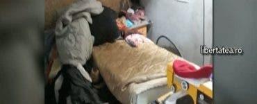 imagini din camera în care Alexandra a fost violată