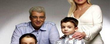 Cum arată prima soție a lui Cătălin Crișan, la 10 ani de la divorț