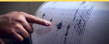 Cutremur produs în Vrancea. Ce magnitudinea a avut seismul