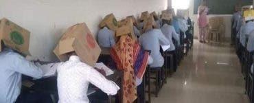 Metoda inedită prin care elevii sunt opriți să mai copieze