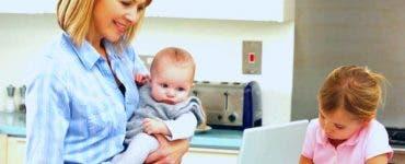 Se schimbă legea pentru femeile aflate în concendiu de maternitate