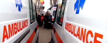 Caz de hipotermie în Iași. O femeie a fost internată de urgență