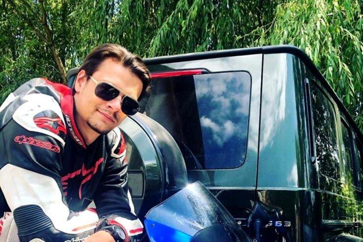 Mario Iorgulescu, Mario Iorgulescu accident, Italia