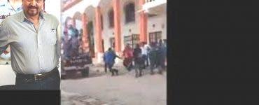Șocant! Un edil din Mexic a fost târât cu mașina de localnicii furioși