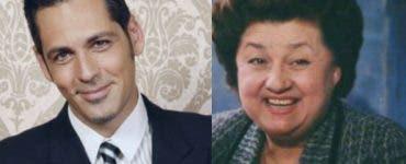 Ștefan Bănică Jr. împlinește 52 de ani în ziua în care e înmormântată Tamara Buciuceanu