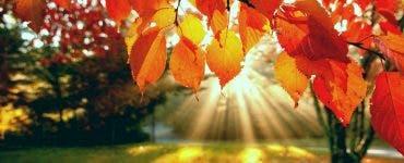 Vremea 17 octombrie. ANM anunță vreme frumoasă în toată țara