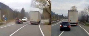 Şoferul din Suceava care nu are o problemă să-i omoare pe ceilalţi din trafic, a rămas fără permis