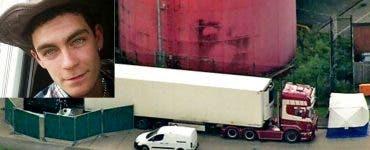 Cazul celor 39 de migranți morți într-un camion frigorific. Șoferul a pledat vinovat