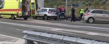 41 de migranți au fost găsiți într-un camion frigorific în Grecia