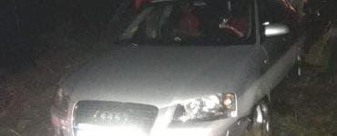 Accident grav! Un autoturism a căzut în Dunăre de pe DN 57