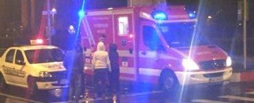 Accident grav pe DN7. O femeie și copilul ei au fost spulberați pe trecerea de pietoni de un șofer beat